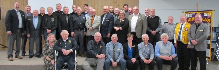 Celebrating 65 years of Dorchester Lions